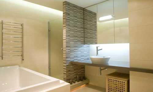 łazienka Na Lata Z Zieloną Płytą Knauf